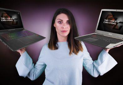 laptop jak wybrać